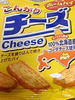 不二家ホームパイ こんがりチーズ