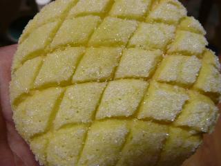 木村屋のメロンパン