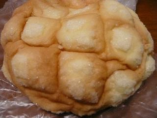 クアトロおじさんの焼きたてメロンパン